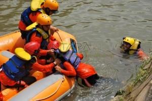 Latihan Penanggulangan Bencana