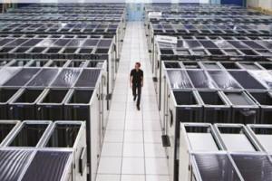 Institut Francais-Unair Pamerkan Proses Penyimpanan Data Google