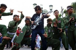Duta Foksi Jatim Kampanye Satwa di Yogyakarta