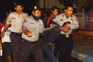 Penyusup Pengamanan Presiden
