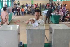 Pemilu di Lapas Madiun