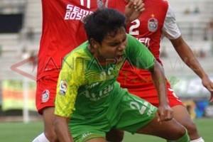 PSM Makassar Dikalahkan Persebaya
