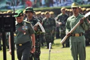 TNI AD Terus Bangun Karakter Generasi Muda