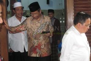 Mahfud MD Takziah
