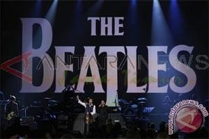 Konser Amal 50 Tahun The Beatles di Senayan Meriah