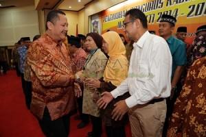 Pelantikan Kadin Surabaya
