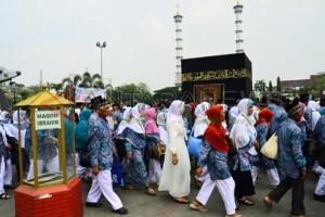 87 Calhaj Kabupaten Malang Gagal Berangkat