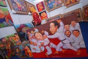 Pasar Seni Lukis Indonesia 2014