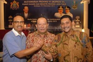 Ketua Kadin Jatim Masa Bakti 2014-2019