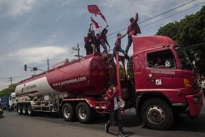 Kenaikan Harga BBM Picu Inflasi di Madiun