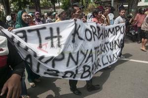 Demo Korban Lumpur Lapindo