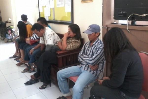 Polisi Tulungagung Amankan Tujuh Pasangan Tidak Sah