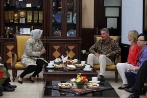 Belanda Jajaki Kerja Sama Lingkungan Dengan Surabaya
