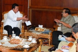 Gubernur Terima Kunjungan BNP2TKI