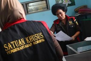 Dugaan Korupsi Tanah Korban Lumpur