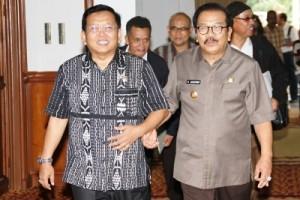 Gubernur Terima Kunjungan DPD RI