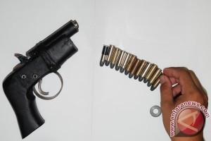 Polres Jember Tangkap Penjual Senjata Api