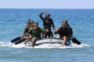 Marinir Indonesia-AS