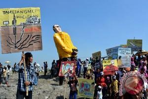 Peringatan 9 Tahun Lumpur Lapindo