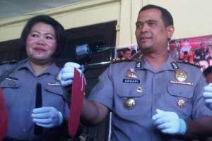 Polisi Perak Tangkap Pengedar Narkoba Bersenjata Api