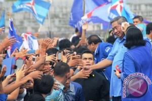 SBY Tak Jadi Jurkam Khofifah-Emil di Pilkada Jatim