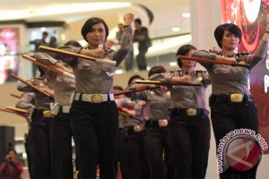 Srikandi Polrestabes Surabaya