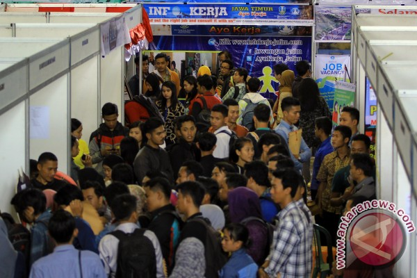 Job Fair Malang Tawarkan 4.000 Lapangan Pekerjaan