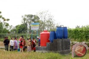 PMI Mojokerto Salurkan Bantuan Air Bersih