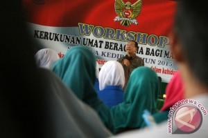 Workshop Kerukunan Umat Beragama