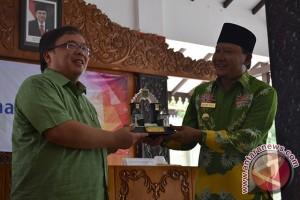 Kunjungan Kerja Menteri Keuangan