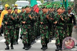 Gerak Jalan Hari Infanteri Ke-67