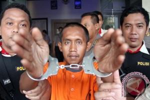 Tahanan kabur Tertangkap