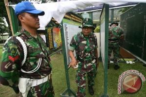 Tes Narkoba Prajurit TNI