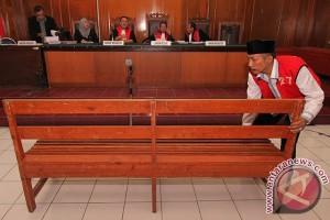 Sidang Lanjutan Kasus Salim Kancil