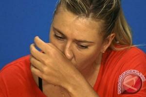 Sharapova singkirkan Ostapenko
