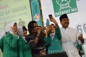 Harlah Fatayat NU dan GP Anshor