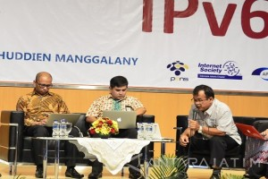 Kemenkopolhukam: IPV6 Lebih Aman Simpan Data Daring