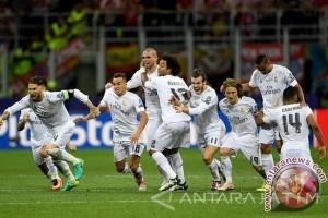 Real Madrid Juara Liga Champions 2016