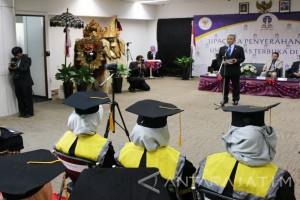 Belasan TKI Lulus Universitas Terbuka di Taiwan
