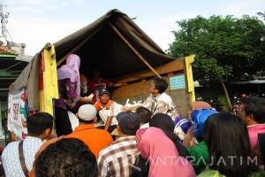 Pembelian Bahan Pokok Dibatasi saat Operasi Pasar