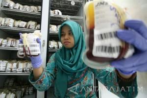 Stok Darah UDD PMI Magetan Menipis