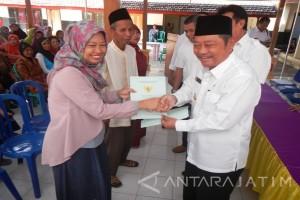 Pemkab Sidoarjo Apresiasi Program Sertifikat Tanah