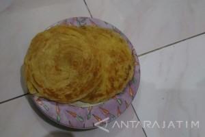 Mencicipi Roti Maryam Khas
