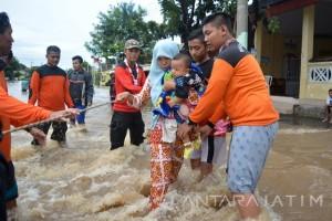 BPBD Pasuruan Waspadai Banjir di Kraton