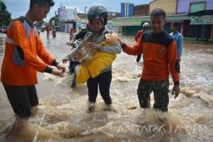 BPBD: Banjir Pasuruan Surut, Aktivitas Normal