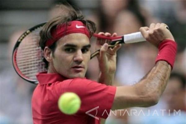 Federer Dekati Peringkat Satu Dunia