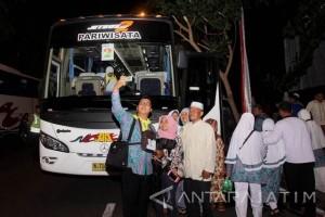 506 Calon Haji Bondowoso Diberangkatkan