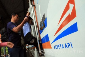 Hadapi Libur Idul Adha, Daop 8 Surabaya Siapkan Tiga KA Tambahan