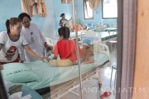 RSUD Ngawi Rawat 41 Pasien DB, Satu Orang Meninggal