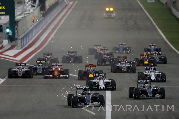 Verstappen Tercepat dalam Sesi Latihan GP Jerman